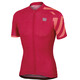 Sportful Graphic 1 Trendy Bike Jersey Shortsleeve Men pink/red
